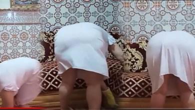 """صورة إيحاءات جنسية ومشاهد فاضحة.. فيديو جديد لـ""""روتيني اليومي"""" يثير سخط المغاربة"""