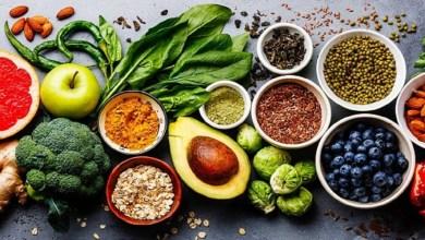 صورة تناولي هذه الخضر والفواكه لضمان صحتك