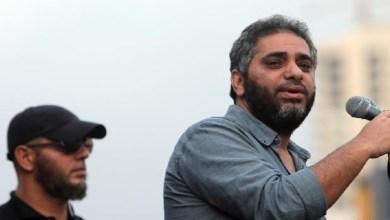 صورة شقيق فضل شاكر يسلم نفسه للجيش اللبناني