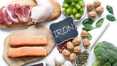 صورة ما هي أهمية عنصر الحديد لجسم الإنسان؟