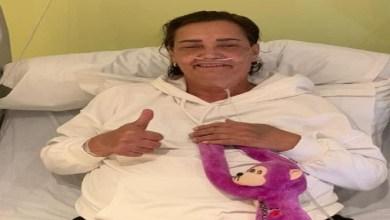 صورة أول ظهور للفنانة نعيمة بوحمالة بعد دخولها في غيبوبة -صورة