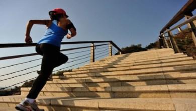 صورة لحياة صحية.. تعودي على صعود السلالم