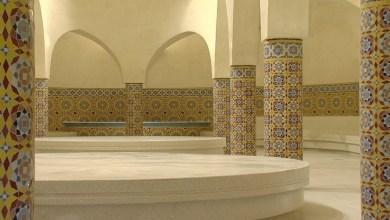 صورة تفاصيل إعادة فتح حمامات مسجد الحسن الثاني