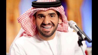"""صورة حسين الجسمي يغني """"فوق"""" -فيديو"""