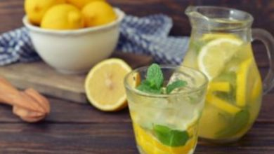 صورة تعرفي على فوائد عصير الليمون في رمضان