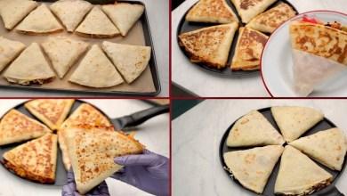 صورة وصفات رمضان.. طريقة سهلة لتحضير كريب مالح بدون بيض -فيديو