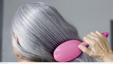 صورة وصفة أوراق الكاري للتخلص من شيب الشعر
