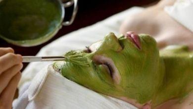 صورة ماسكات الشاي الأخضر لمختلف أنواع البشرة