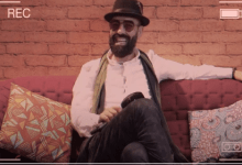 صورة بلا حشمة.. حميد الحضري: أنا مع تقنين الحشيش.. وهذا الفنان ظلم صوته- فيديو