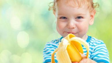 صورة فوائد لا تعرفيها عن الموز لطفلك