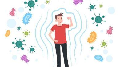 صورة نصائح للحفاظ على صحة الجهاز المناعي