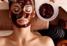 صورة ماسك الشوكولاتة لنضارة البشرة الدهنية قبل العيد
