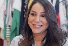 صورة جميلة الهوني تفاجئ جمهورها بإطلالتها الأخيرة -صورة