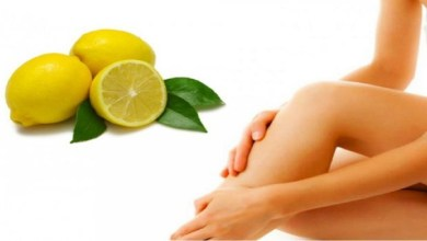 صورة منها الليمون والشوفان.. مكونات طبيعية لتبييض الركب