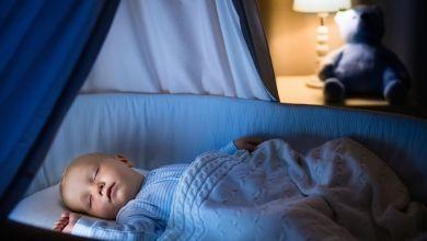 صورة نصائح لإبقاء طفلك ينام طوال الليل
