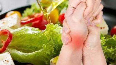 صورة الإفراط فى تناول الأطعمة الغنية بأوميجا 6 يزيد من حدة أعراض التهاب المفاصل