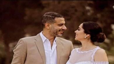 صورة بحضور نجوم الفن.. محمد فراج يحتفل بزفافه