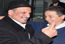 صورة وفاة الأديب والروائي المغربي بشير القمري