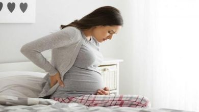 صورة 7 نصائح للحد من آلام الظهر عند الحامل