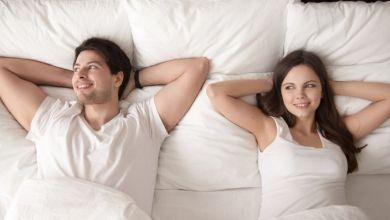 صورة ما هي المدة المثالية للجماع بين الزوجين؟