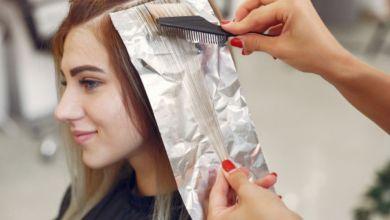 صورة خلطات لتنعيم الشعر المصبوغ والتالف