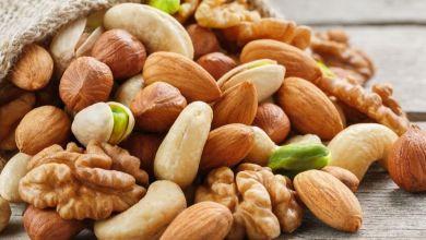 صورة كيف تساعد وجبة خفيفة من المكسرات في الوقاية من السمنة والسرطان؟