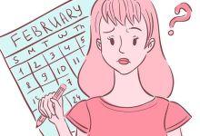 صورة ما الذي يؤدي إلى تأخر الدورة الشهرية عند البنات؟