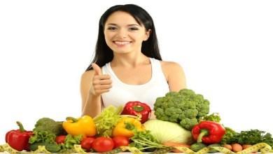 صورة أهمية الخضروات لتغذية الشعر وتعزيز نموه