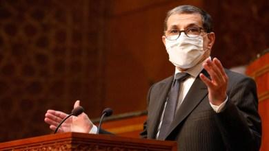 صورة بسبب ارتفاع عدد وفيات كورونا.. العثماني يحذر المغاربة