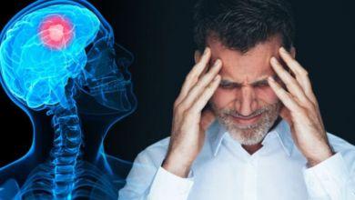 صورة أعراض تدلّ على الإصابة بورم المخ