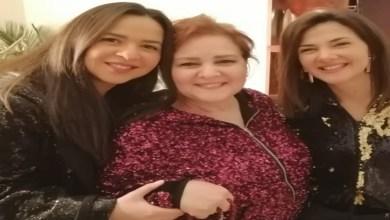 صورة دنيا سمير غانم تحيي الذكرى الأربعين لوفاة والدتها دلال عبد العزيز