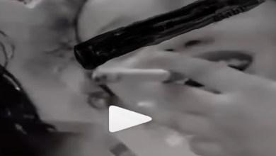 """صورة بعد فيديو صفع فتاة في مؤخرتها بطنجة.. فيديو جديد """"صادم"""" يهز """"الفيسبوك"""""""