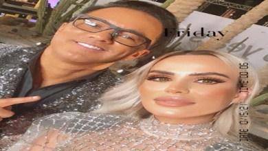 """صورة زوجة """"ريدوان"""" تدعمه بعد تجاهله في مهرجان """"الجونة"""""""