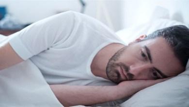 صورة قلة النوم تهدد قوة الانتصاب لدى الرجال