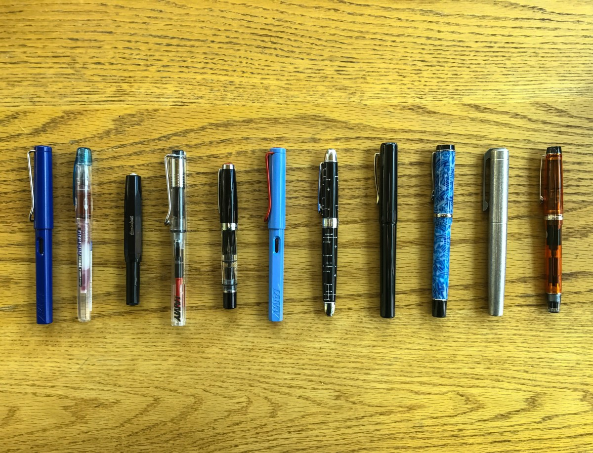 fountain pen day!