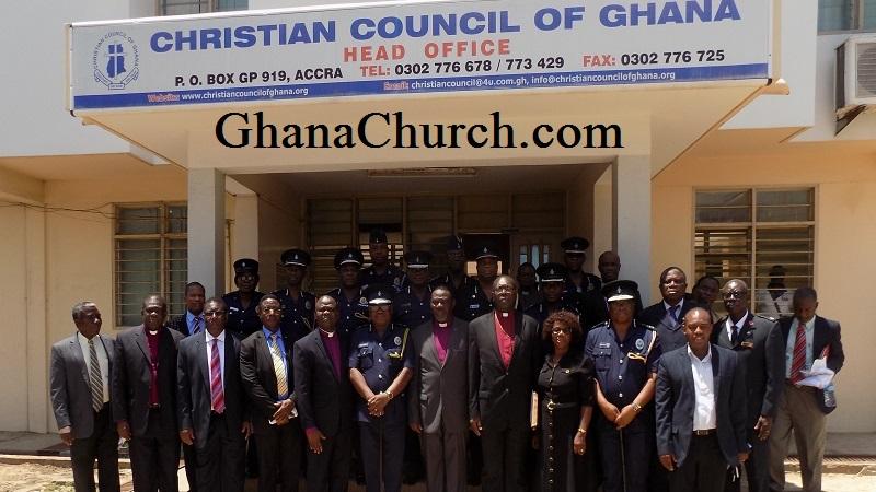 Christian Council of Ghana - CCG - GhanaChurch.com