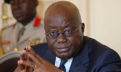 Doom Hangs Around Nana Akufo Addo -As Woman Invokes Death Curses On Him