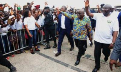 Good News: Every NABCO Beneficiary To Be Placed In Permanent Employment – President Akufo Addo