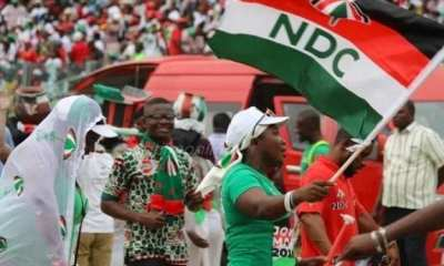 Reasons Why The NDC Boycotted IPAC Meeting In Protest of 'Bias' 2020 Elections Finally Revealed