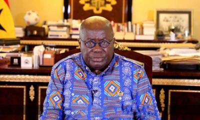 I Assure Ghanaians That The Coronavirus Vaccine Is Safe – President Akufo Addo Builds Hope