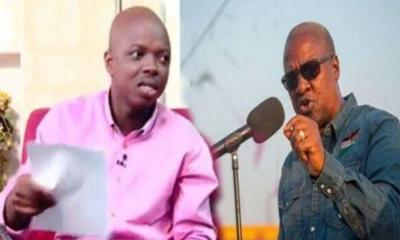 Abronye DC and Mahama 1