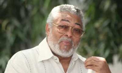 Jerry John Rawlings wish that came to pass before his death