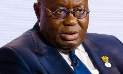 Nana Akufo Addo roasted