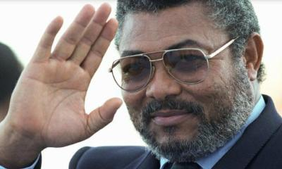 Our Legend Lives On Mahama Enthusiastically Praises Rawlings