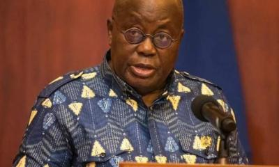 President Akufo-Addo Names First Batch Of People To Receive Coronavirus Vaccine For Free