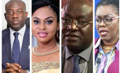 Parliament In Review: Politicians Who Lost Their Honourable Titles In 2021