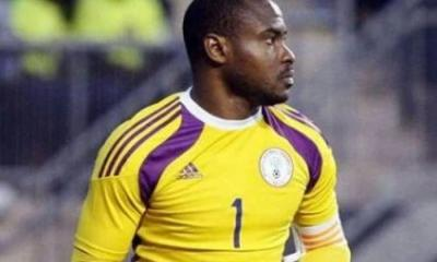 Vincent Enyeama Makes CAF Team Of The Decade