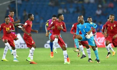 Black Satellites of Ghana Ready To Thrash Morocco Tonight