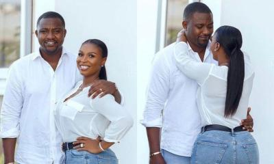 John Dumelo Gets The Warmest Birthday Wish From His Wife