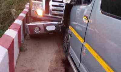 5 KNUST Students Allegedly Involved In Car Accident on Brunei Ahinsan Road